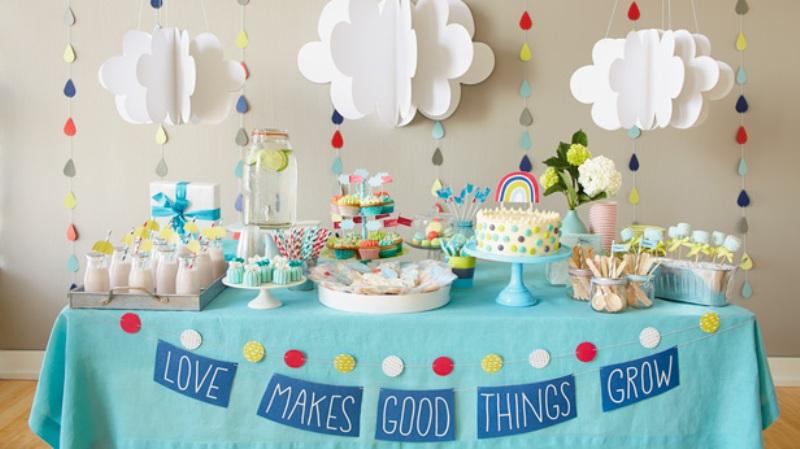 Ideas para planear un baby shower ideal