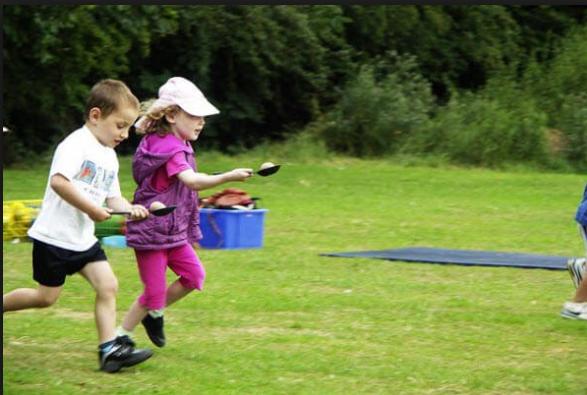 10 juegos en grupo para niños | Club Circulo Militar